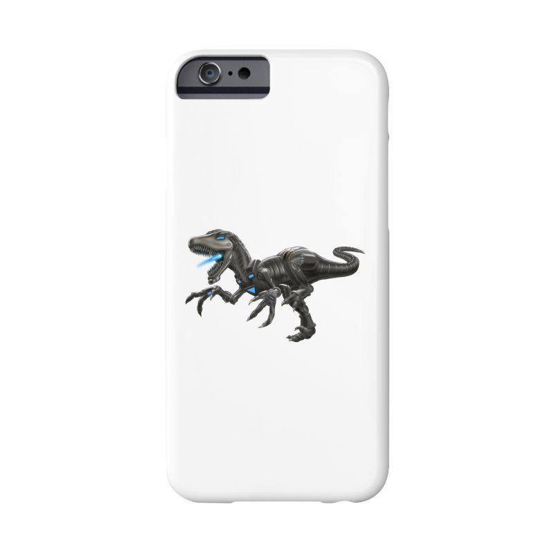 Metal Raptor Accessories Phone Case by Ayota Illustration Shop