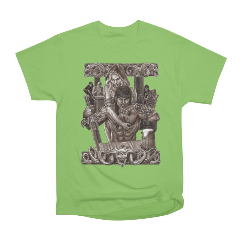 Barbarian Brew Men's  by Ayota Illustration Shop