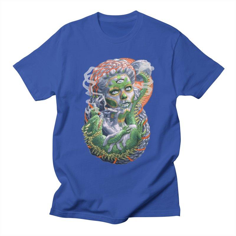 Mary Jane Catrina Men's T-Shirt by Ayota Illustration Shop