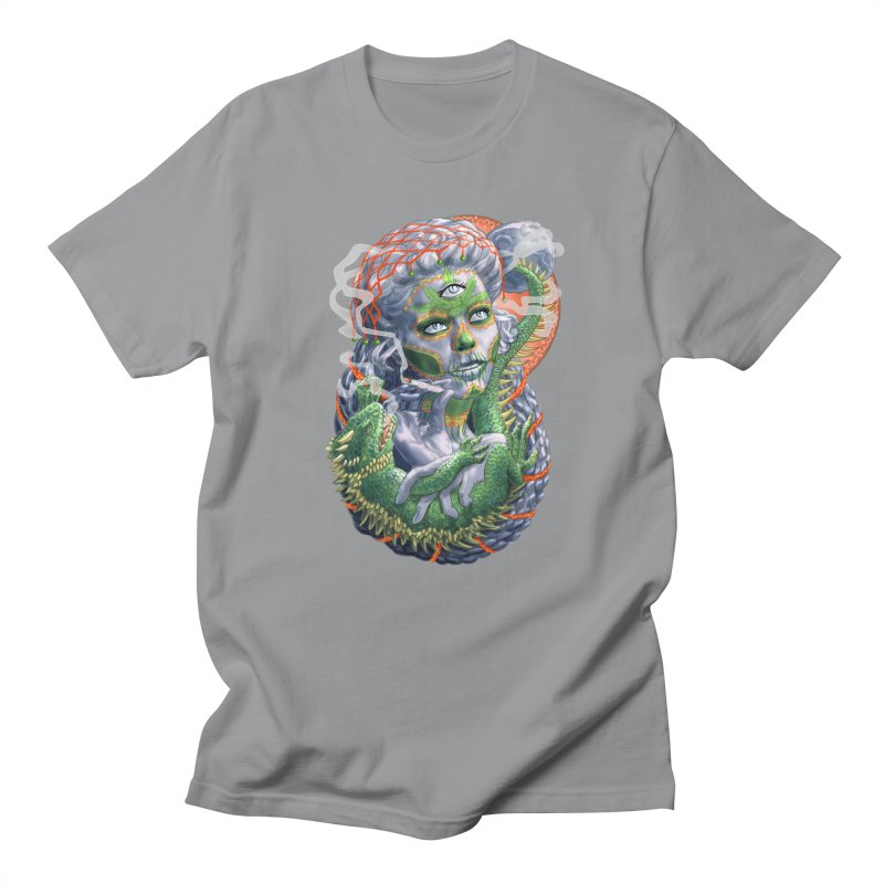 Mary Jane Catrina Women's Regular Unisex T-Shirt by Ayota Illustration Shop