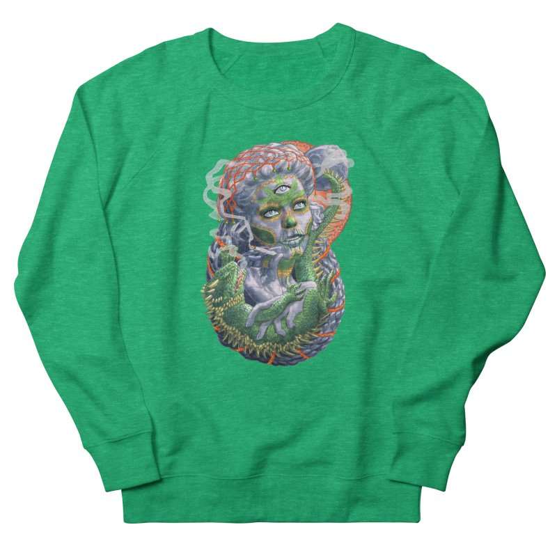 Mary Jane Catrina Women's Sweatshirt by Ayota Illustration Shop