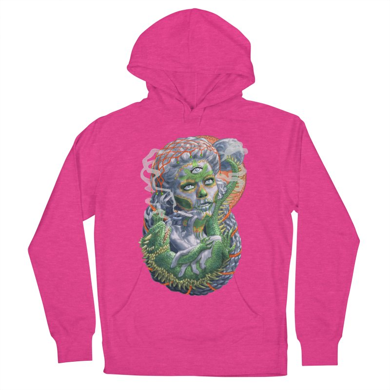 Mary Jane Catrina Women's Pullover Hoody by Ayota Illustration Shop