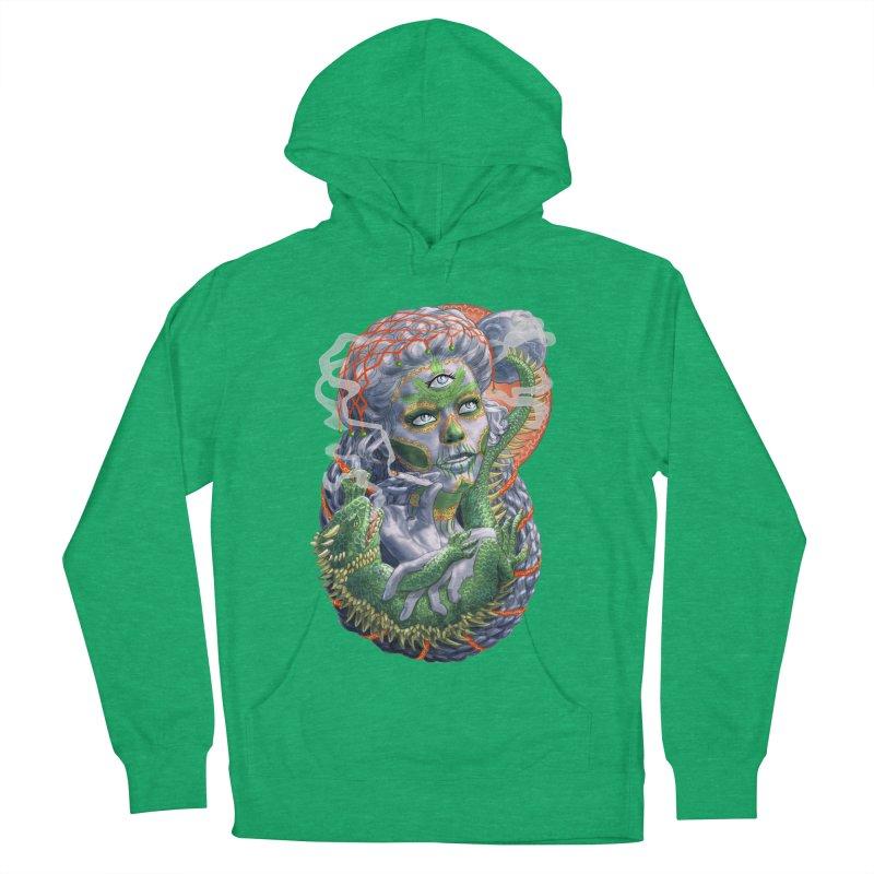 Mary Jane Catrina Men's Pullover Hoody by Ayota Illustration Shop