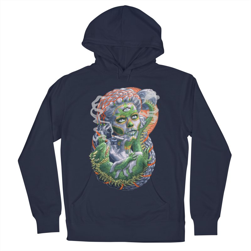 Mary Jane Catrina Men's Pullover Hoody by Ayota Illustration Shop