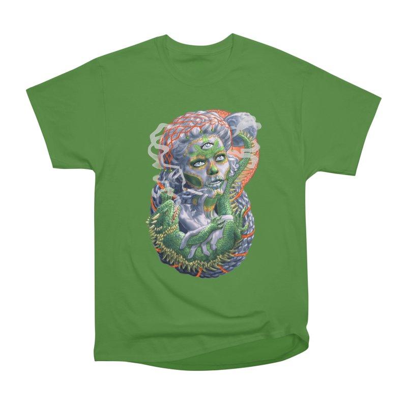 Mary Jane Catrina Men's Classic T-Shirt by Ayota Illustration Shop