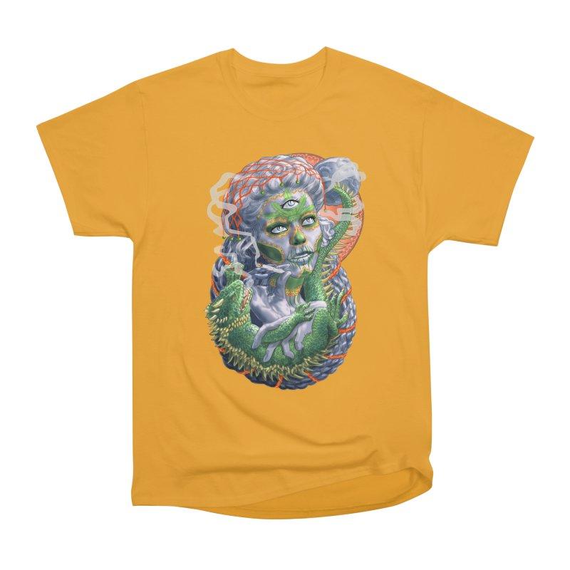 Mary Jane Catrina Women's Heavyweight Unisex T-Shirt by Ayota Illustration Shop