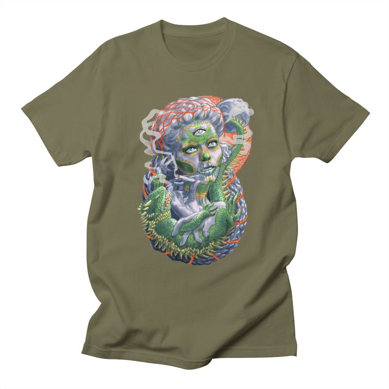 Mary Jane Catrina Women's Regular Unisex T-Shirt by Ayota Illustration Shop