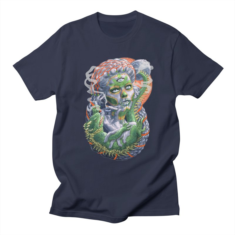 Mary Jane Catrina Men's T-Shirt by Ayota Illustration Shop