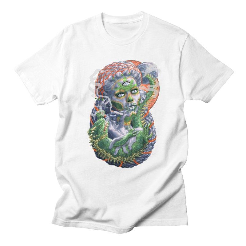 Mary Jane Catrina Men's Regular T-Shirt by Ayota Illustration Shop