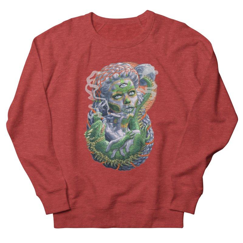 Mary Jane Catrina Women's Sweatshirt by Ayota Illustration Shop