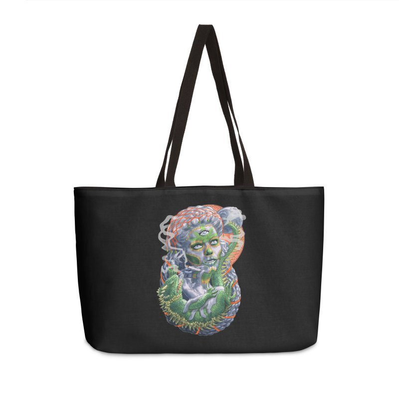 Mary Jane Catrina Accessories Weekender Bag Bag by Ayota Illustration Shop