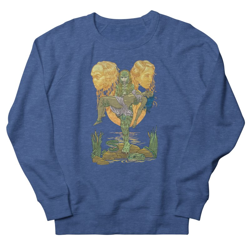 She Creature Men's Sweatshirt by Ayota Illustration Shop