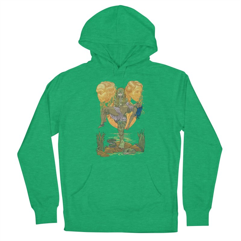 She Creature Women's Pullover Hoody by Ayota Illustration Shop