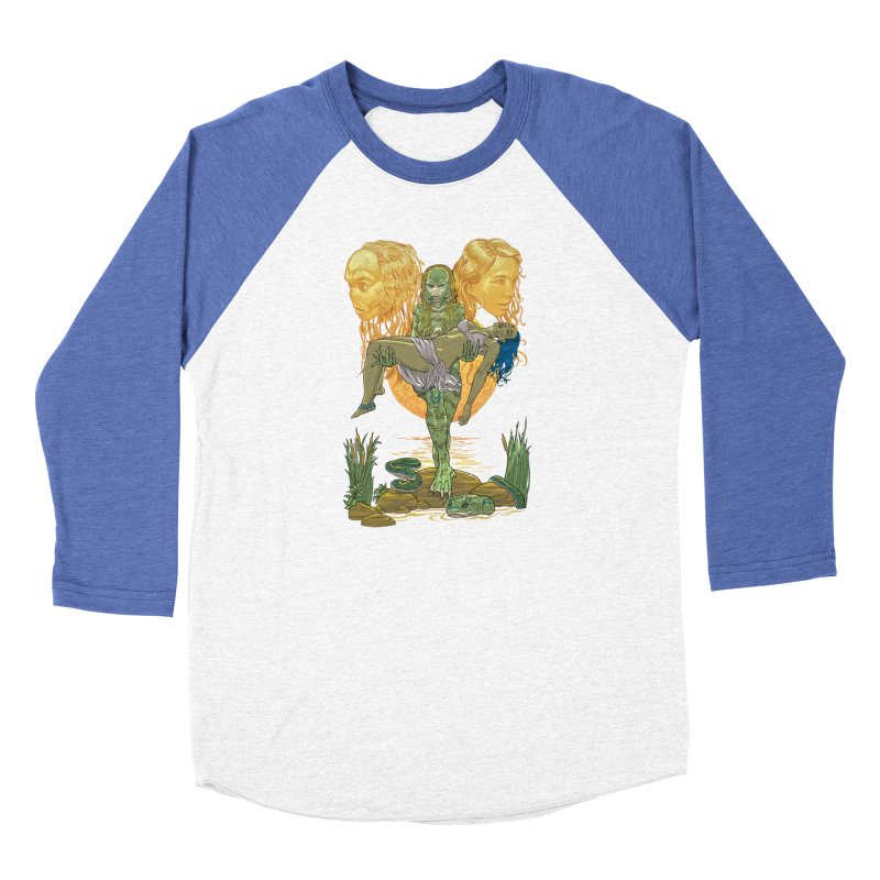 She Creature Women's Longsleeve T-Shirt by Ayota Illustration Shop