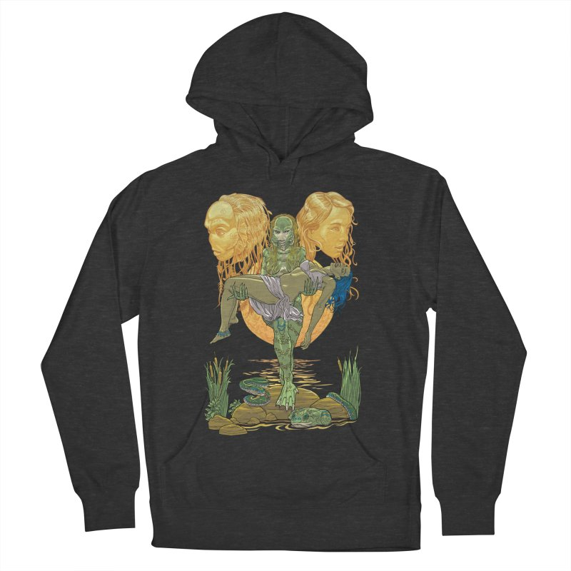 She Creature Women's French Terry Pullover Hoody by Ayota Illustration Shop