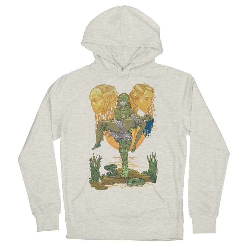 She Creature Men's Pullover Hoody by Ayota Illustration Shop