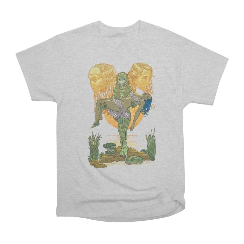She Creature Men's Heavyweight T-Shirt by Ayota Illustration Shop