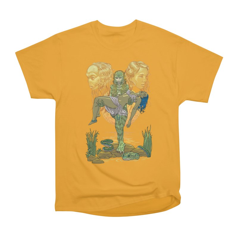 She Creature Women's Heavyweight Unisex T-Shirt by Ayota Illustration Shop
