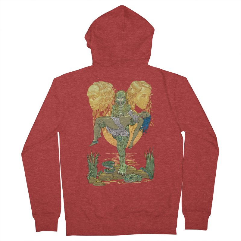 She Creature Women's Zip-Up Hoody by Ayota Illustration Shop