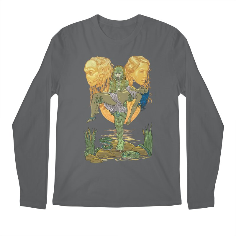 She Creature Men's Longsleeve T-Shirt by Ayota Illustration Shop