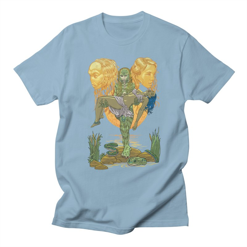 She Creature Men's Regular T-Shirt by Ayota Illustration Shop