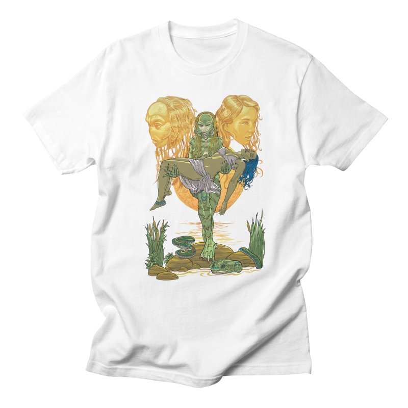 She Creature Men's T-Shirt by Ayota Illustration Shop