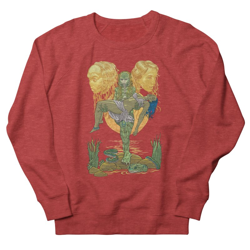 She Creature Women's French Terry Sweatshirt by Ayota Illustration Shop