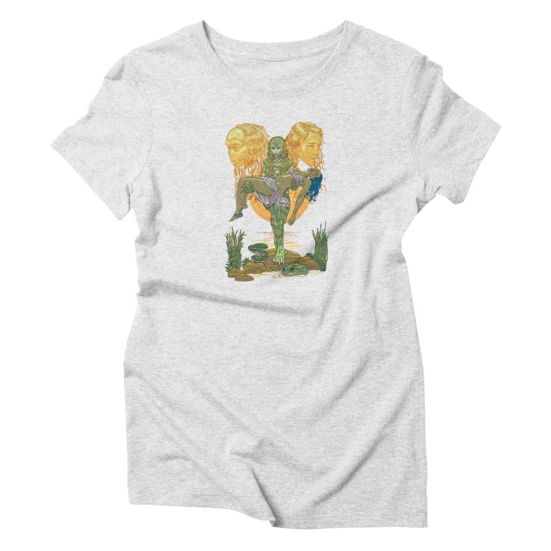 She Creature Women's T-Shirt by Ayota Illustration Shop