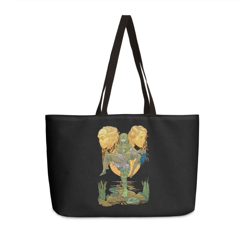 She Creature Accessories Weekender Bag Bag by Ayota Illustration Shop