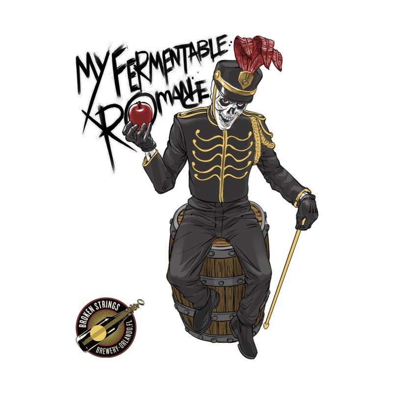 My Fermentable Romance Women's Longsleeve T-Shirt by Ayota Illustration Shop