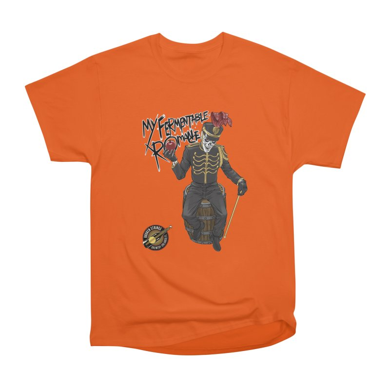 My Fermentable Romance Men's Heavyweight T-Shirt by Ayota Illustration Shop