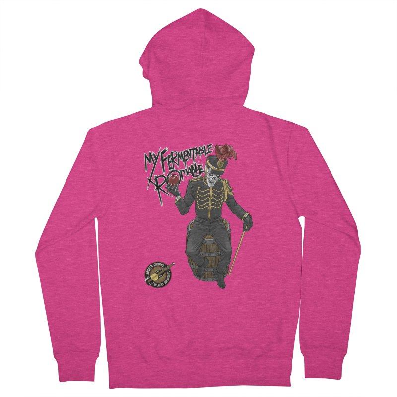 My Fermentable Romance Women's Zip-Up Hoody by Ayota Illustration Shop