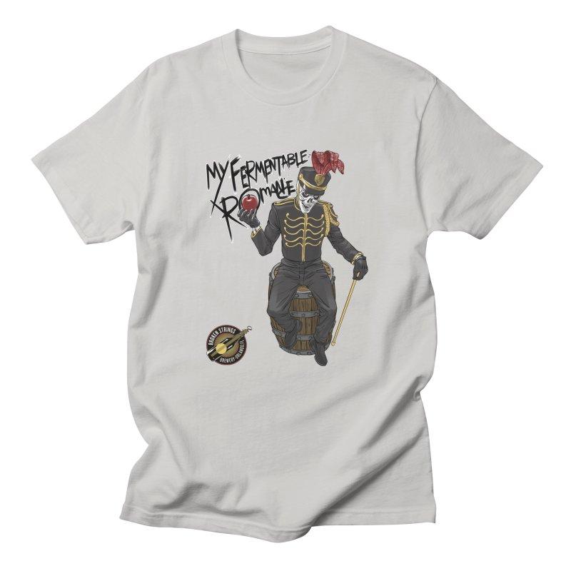 My Fermentable Romance Men's Regular T-Shirt by Ayota Illustration Shop