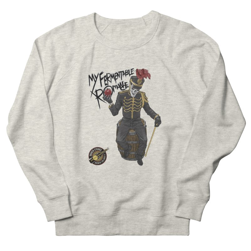My Fermentable Romance Women's French Terry Sweatshirt by Ayota Illustration Shop