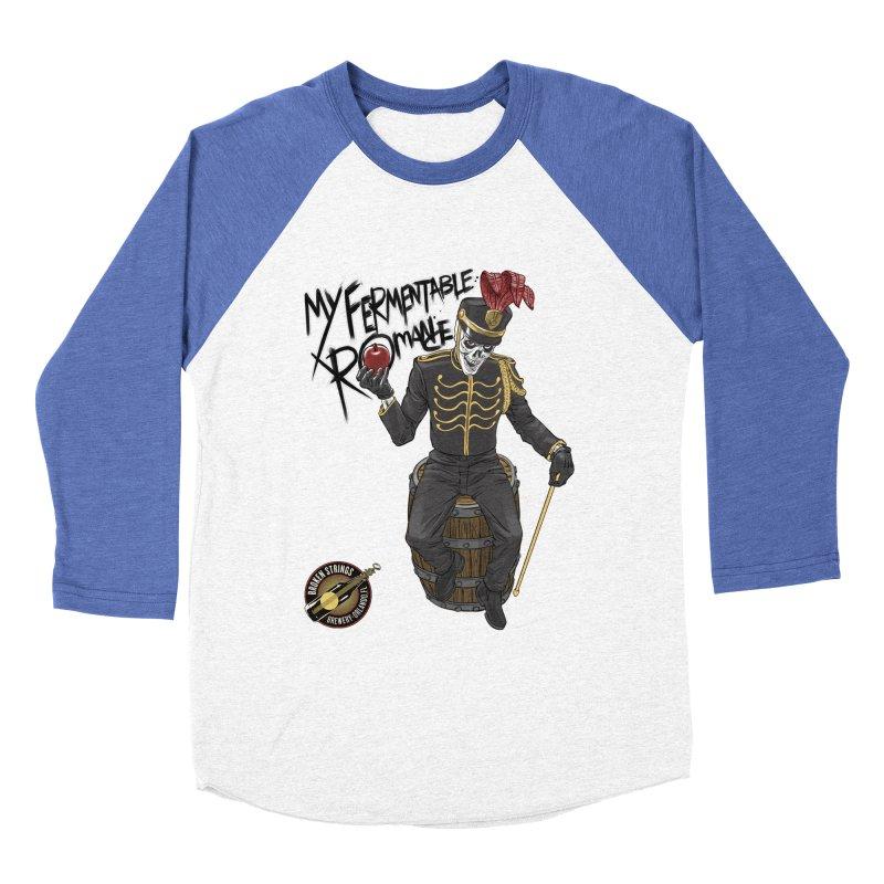 My Fermentable Romance Women's Baseball Triblend Longsleeve T-Shirt by Ayota Illustration Shop