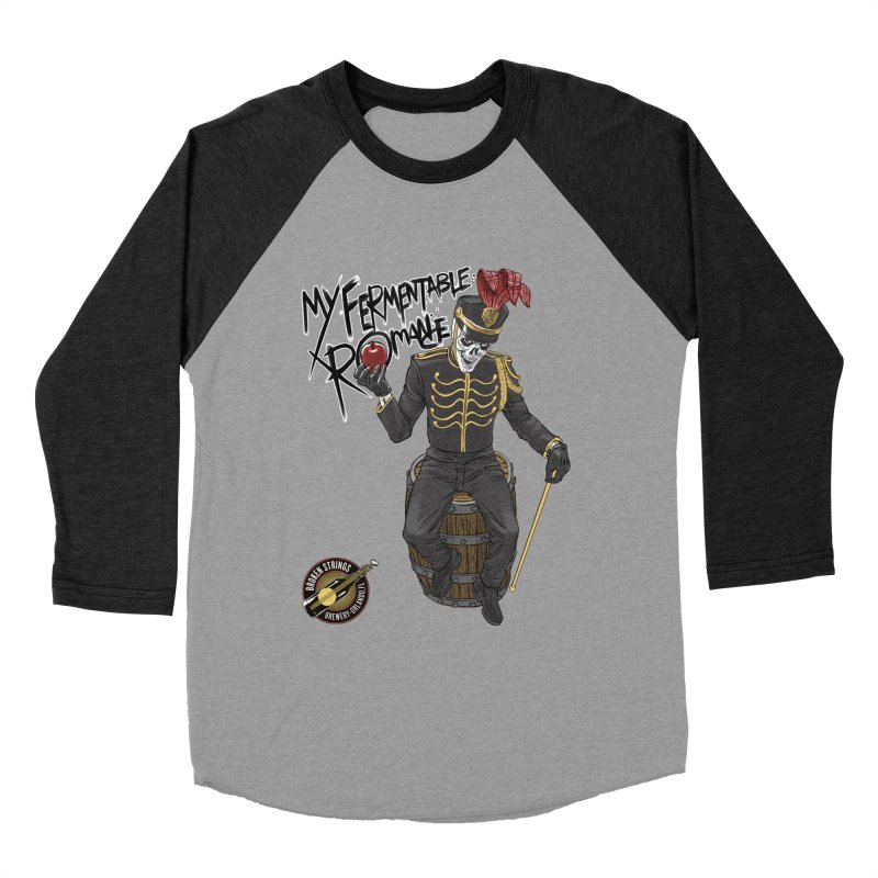 My Fermentable Romance Men's Baseball Triblend T-Shirt by Ayota Illustration Shop