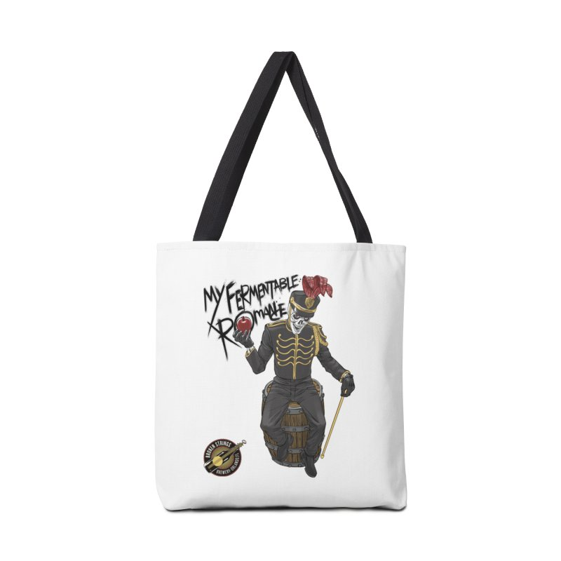 My Fermentable Romance Accessories Bag by Ayota Illustration Shop