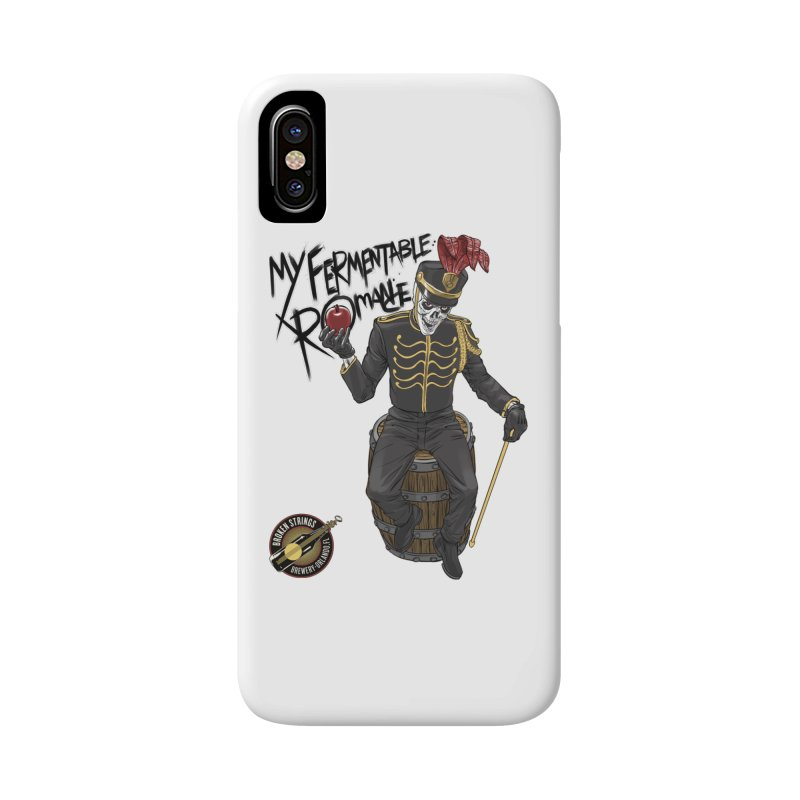 My Fermentable Romance Accessories Phone Case by Ayota Illustration Shop