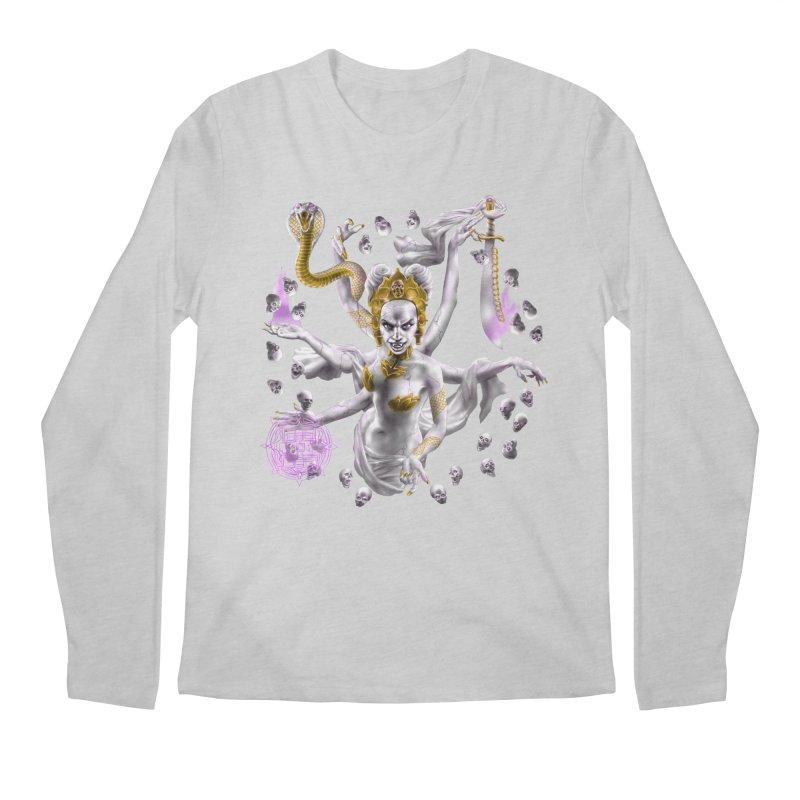 Vampire Goddess Men's Longsleeve T-Shirt by Ayota Illustration Shop