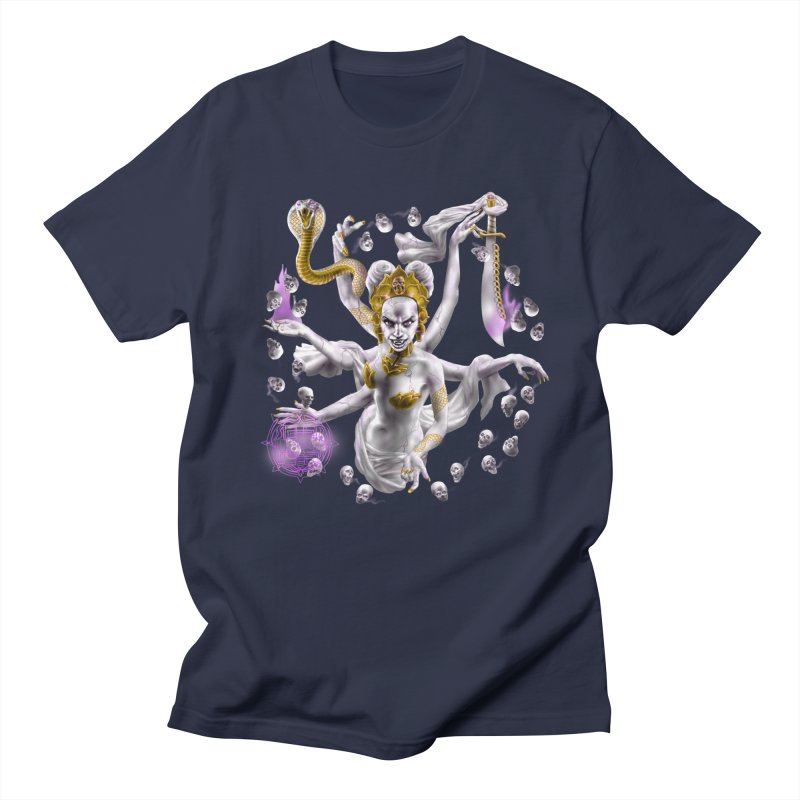 Vampire Goddess Men's T-Shirt by Ayota Illustration Shop