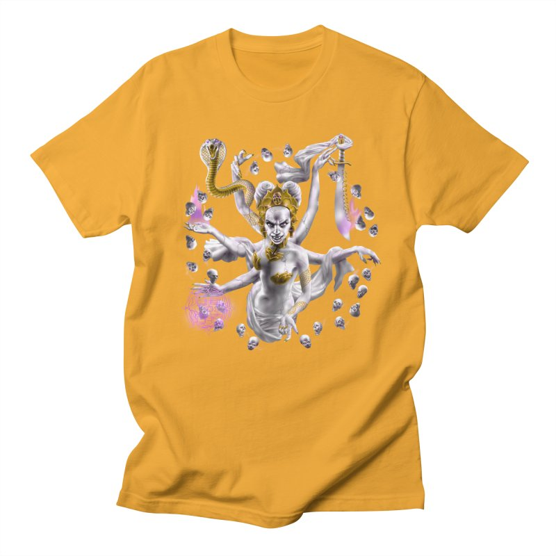 Vampire Goddess Men's T-Shirt by Ayota Illustration Shop
