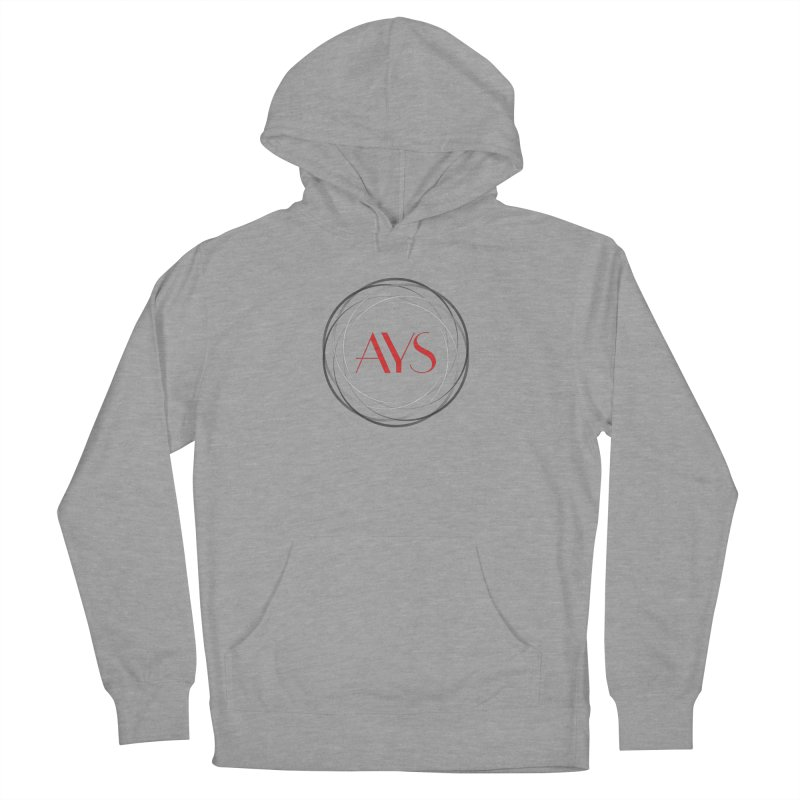 Logo Men's French Terry Pullover Hoody by American Youth Symphony Merchandise