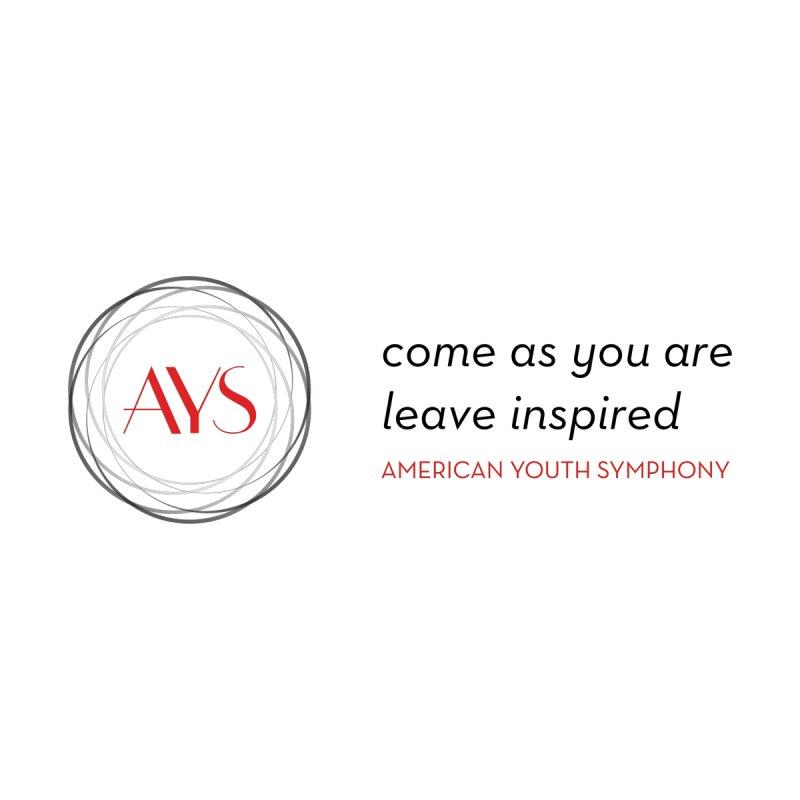 Logo/Tagline by American Youth Symphony Merchandise