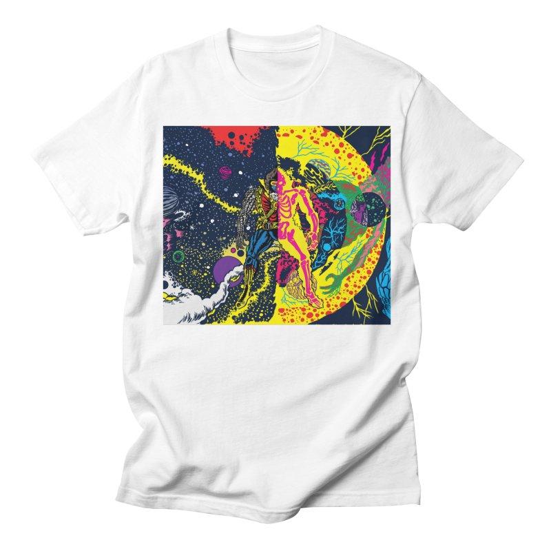 Interstella Haze Men's Regular T-Shirt by Alexis Ziritt