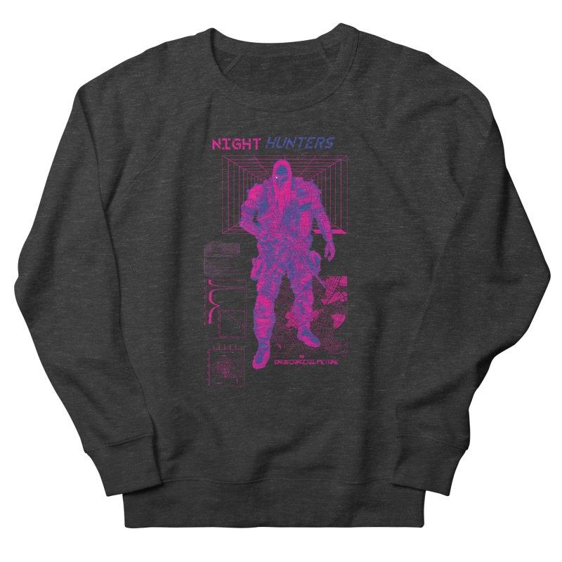 NIGHT HUNTERS SOMBRA Women's Sweatshirt by Alexis Ziritt