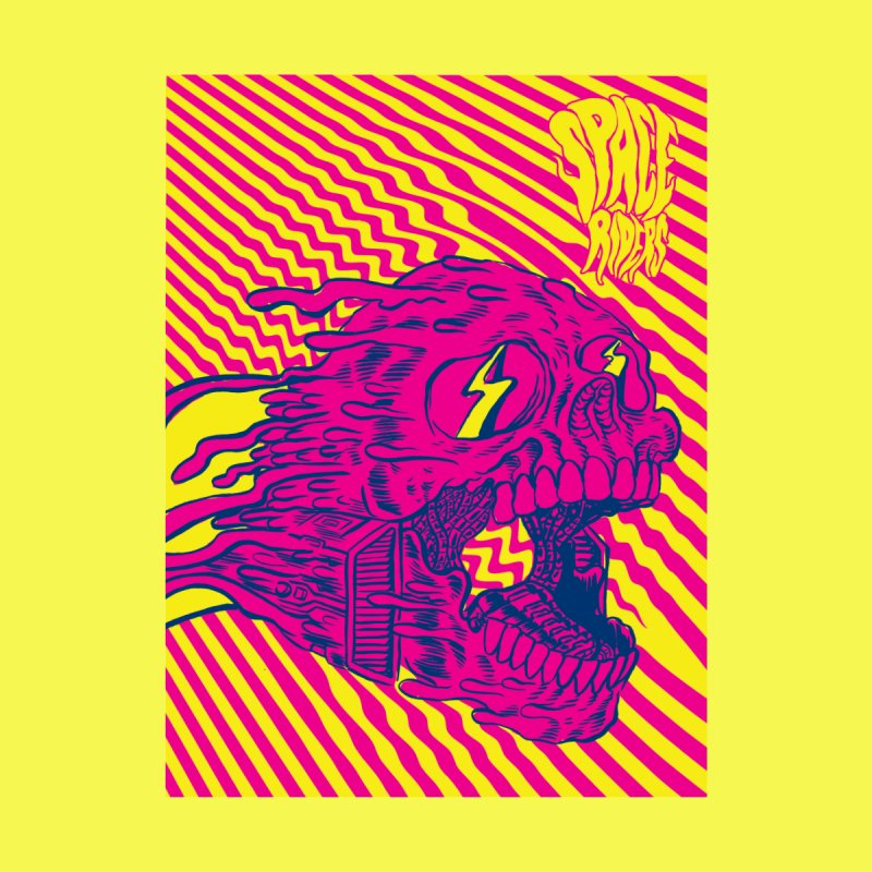 Space Riders - Loco by Alexis Ziritt