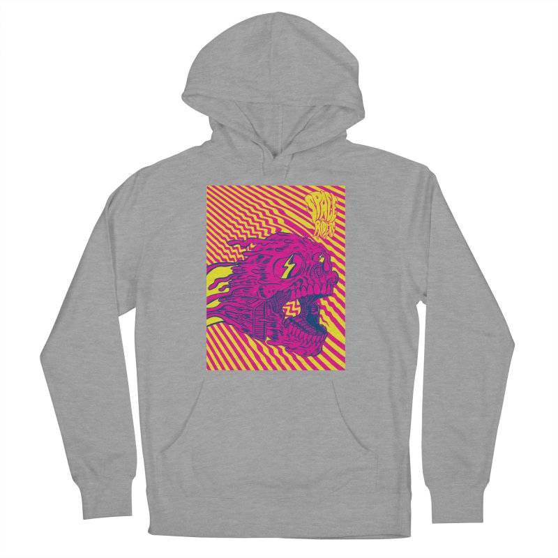Space Riders - Loco Men's French Terry Pullover Hoody by aziritt's Artist Shop