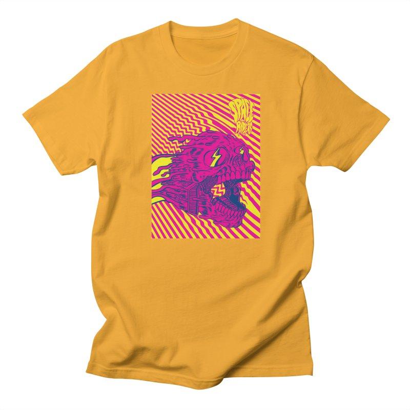 Space Riders - Loco Men's Regular T-Shirt by aziritt's Artist Shop