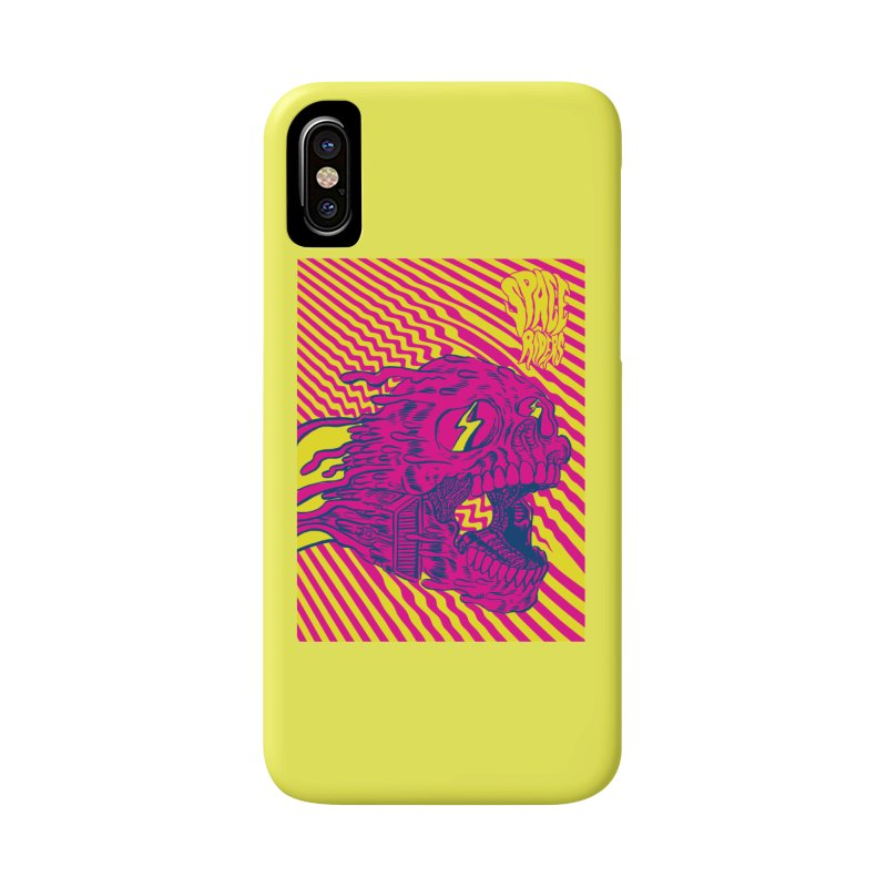 Space Riders - Loco Accessories Phone Case by aziritt's Artist Shop