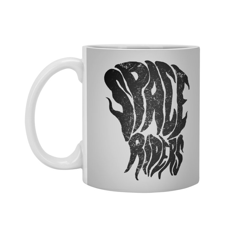 Space Riders  Accessories Standard Mug by Alexis Ziritt